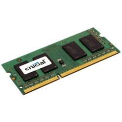Crucial DDR3L 4GB SODIMM 1.35V 1600MHz CL11 SRx 4