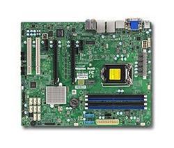 SUPERMICRO MB 1xLGA1151 (E3,i7), iC236,DDR4,8xSATA3,PCIe 3.0 (2 x16, 2 x1),2xPCI-32,1xM.2, HDMI,DP,DVI,Audio, IPMI