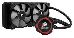 Corsair bezúdržbové vodní chlazení Hydro Series™ H105 Performance, 120mm vent. 240mm radiator