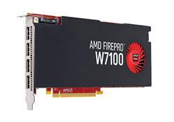 Grafická karta AMD FirePro W7100 (8GB) PCIe x16, 4xDP