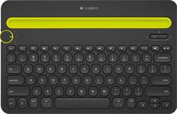 LOGITECH Bluetooth Keyboard K480 - US - INTNL Iayout - BLACK - US INT'L