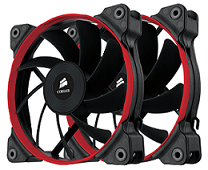 Corsair ventilátor Air Series AF120 Performance Edition 2x120mm, 30dBA,Twin pack
