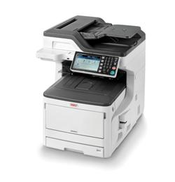 OKI MC853dn farebne A3 MFP, DUPLEX, HDD, SCAN, COPY, FAX, NET/wifi