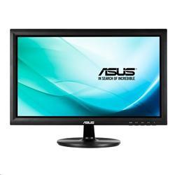 """ASUS VT207N 19,5""""W LED 1600x900 100mil:1 5ms 250cd DVI D-Sub repro černý dotykový"""