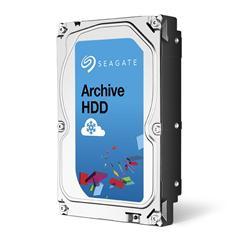 """Seagate Archive 3,5"""" - 8TB (NAS) 5900rpm/SATA-III/128MB"""