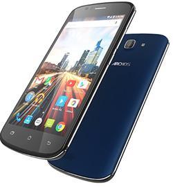 "ARCHOS 50e Helium LTE, 5.0"" 1280x720 IPS, 1.1GHz QC,1GB/8GB,Android 5.1, 8mpx,LTE,MicSD,Dual SIM,2100mAh, tmavě modrý"
