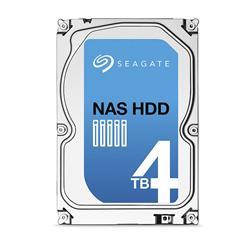 Seagate NAS HDD - 4TB/5900rpm/SATA-6G/64MB + RESCUE option