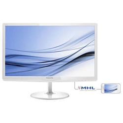 "Philips 247E6EDAW/00 23.6"" LED ADS-IPS 1920x1080 20 000 000:1 5ms 250cd HDMI DVI repro bílý"
