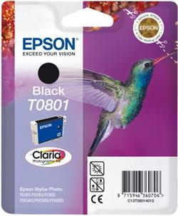 Epson atrament SP R265,R285,RX585,PX660,PX700W,PX800FW black