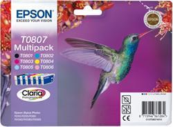Epson inkoust SP R265,R285,RX585,PX660,PX700W,PX800FW všechny barvy