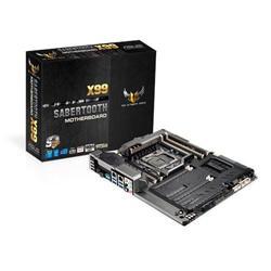 ASUS SABERTOOTH X99 soc.2011-v3 DDR4 ATX 4xPCIe RAID GL USB3.1