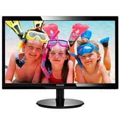 """Philips 246V5LHAB/00 24"""" LED 1920x1080 10 000 000:1 5ms 250cd HDMI repro černý"""