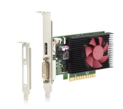 HP Nvidia GeForce GT 730 / 2GB Graphics Card