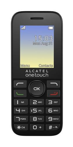 ALCATEL ONETOUCH 1016G, Black