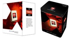 AMD FX-6350 VISHERA (6core, 3.9GHz, 14MB, socket AM3+, 125W ) Box with AMD Wraith cooler