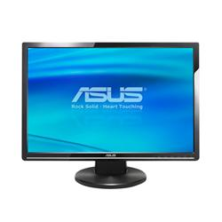 "ASUS VW22AT 22""W LCD LED 1680x1050 5mil:1 5ms 250cd D-Sub DVI-D repro černý"