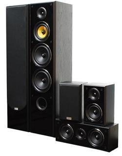 Taga Harmony TAV-606 v.3 black set - domáce kino