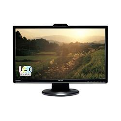"ASUS VK248H 24""W LCD LED 1920x1080 Full HD 50.000.000:1 2ms 250cd DVI HDMI D-Sub Repro webcam černý"