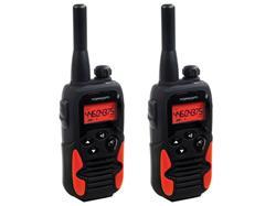 TOPCOM Twintalker 9500, dosah 10 km, vysílačky