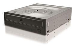 LG DVD+/-RW/ -RAM GH24NSD1 24x, SATA, černá