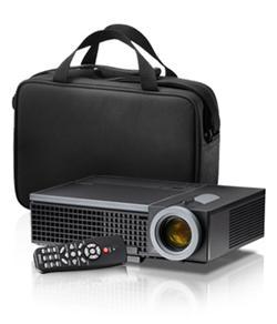 DELL DLP Projektor 1610HD, WXGA 1280x800, 3500ANSI, 2100:1, VGA, HDMI, RJ45, 3Y