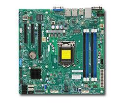 SUPERMICRO MB 1xLGA1150, iC222,DDR3,2xSATA3,4xSATA2,(2x PCI-E3.0 x8,1x PCI-E2.0 x4), IPMI