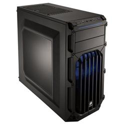 Corsair PC skříň Carbide Series™ SPEC-03 BLUE LED Mid Tower Gaming, větrák 120mm