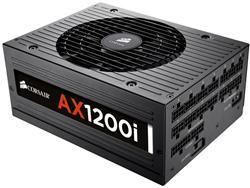 Corsair zdroj 1200W AX1200i , 80 PLUS Platinum, 140mm ventilátor, modulární