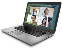 """HP EliteBook 755 G2, A10-7350B, 15.6"""" FHD, 8GB, 256GB, a/b/g/n, BT, FpR, LL batt, Win 10 Pro downgraded"""