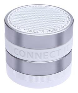 CONNECT IT Bluetooth reproduktor BOOM BOX BS1000WH, BÍLÝ