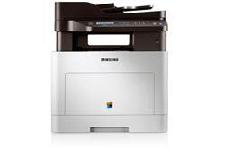 Samsung CLX-6260ND . farebná laserová MFP tlačiareň, 9600x600dpi, 24str/min, 512MB, USB, LAN, čierno-biele prevedenie