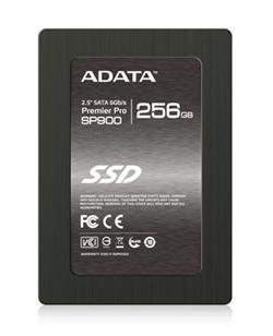 "ADATA SP900 SSD 256GB SATA III 2.5"" MLC 7mm (čtení/zápis: 545/535MB/s; zápis až 91K IOPS)"