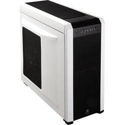 Corsair PC skříň Carbide Series™ 500R, Mid-Tower, 3 ventilátory, bílá