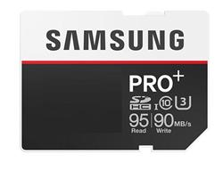 Samsung PRO Plus Micro SDHC karta 64GB Class10