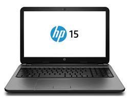 HP 15-r251nc, Pentium N3540 quad, 15.6 HD, UMA, 4GB, 500GB, DVD-RW, W8.1ML64, Stone silver - FF metal-like
