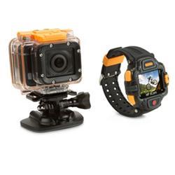 HP Action kamera AC300w s WiFi a náramkovým ovládačom s displejom