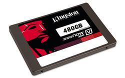 """Kingston SSDNow V300 SSD 480GB SATA III 2.5"""" MLC 7mm (čtení/zápis: 450/450MB/s; 73/28K IOPS)"""