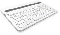 LOGITECH Bluetooth Keyboard K480 - US - INTNL Iayout - WHITE - US INT'L