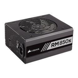 Corsair PC zdroj 850W RM850x modulární 80+ Gold 135mm ventilátor