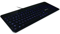 CANYON kompaktní podsvícená klávesnice
