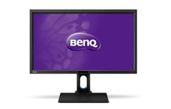 "BenQ BL2711U 27"" IPS LED 3840x2160 20M:1 4ms 300cd HDMI DVI DP Pivot repro černý"