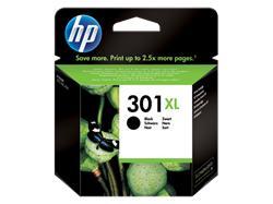 HP náplň č. 301XL čierna