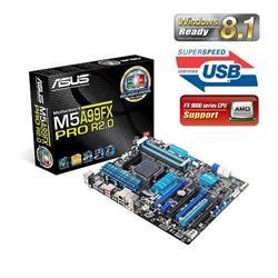 ASUS M5A99FX PRO R2.0 soc.AM3 990X DDR3 ATX 3xPCIe RAID GL USB3.0 eSATA