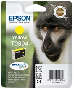 Epson inkoust S S20/SX105/SX205/SX405 SO BX300F yellow