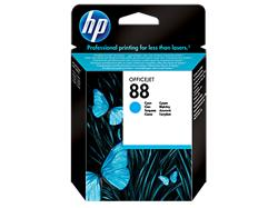 HP Ink Cart Cyan No. 88 pro OJ K550, (9 ml)