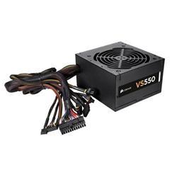 Corsair PC zdroj 550W VS550 80+ White 120mm ventilátor