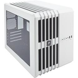Corsair PC skříň Carbide Series™ Air 240 Arctic White, High Airflow, Micro ATX