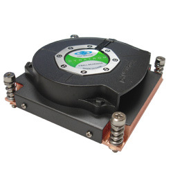 Jou Jye 1U a více R18 Intel active CPU cooler (LGA 2011 Square)