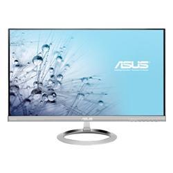 """ASUS MX259H 25"""" LCD LED 1920x1080 80mil:1 5ms 250cd 2xHDMI D-Sub Repro strieborný"""
