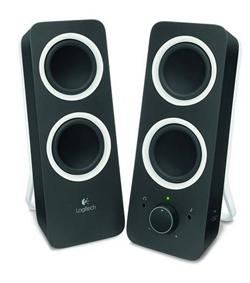 Logitech® Audio System 2.0 Z200 - EU - MIDNIGHT BLACK